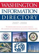 Washington Information Directory 2007–2008