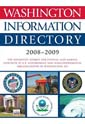 Washington Information Directory 2008–2009