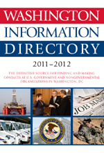 Washington Information Directory 2011–2012