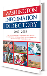 Washington Information Directory 2017–2018