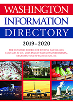 Washington Information Directory 2019–2020