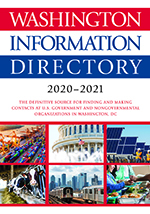 Washington Information Directory 2020–2021