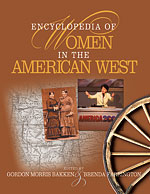 Encyclopedia of Women in the American West