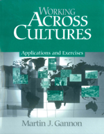 Working across Cultures: Applications and Exercises