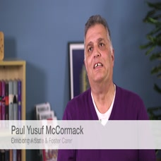 From Foster Child to Foster Carer with Paul Yusuf
