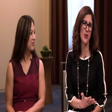 Lisa DeFrank-Cole and Sherylle Tan Discuss Women and Leadership