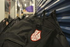 Authentic Leadership: Backpacks for Life