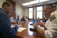 Social Identity Theory and Leadership: The Case of Brattleboro Town Office