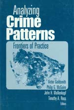 Analyzing Crime Patterns: Frontiers of Practice