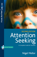 Attention Seeking: A Practical Solution for the Classroom