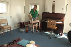 Music therapy/autistic spectrum disorder
