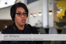 Police Chief Perspectives: Addressing Police Stress
