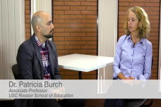 Patricia Burch and Rodolfo Acosta Discuss Navigating the Politics of Education in School and Instructional Improvement