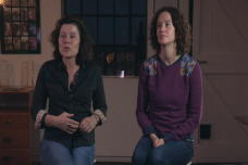 Claire Lillis and Isabel Cook - Negotiating Access for TV