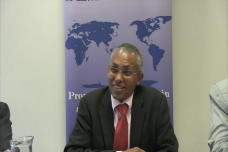 Somaliland's Steps toward international recognition: Interview with the Hon Dr Saad Ali Shire of Somaliland