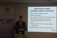 China's Diplomacy for the Information Age: A Presentation by Prof. Greg Austin