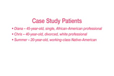 Patient-Practitioner Interaction Styles