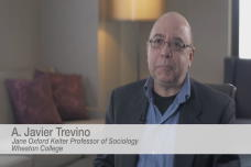 A. Javier Trevino Discusses Social Theory