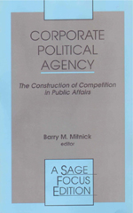 Corporate Political Agency: The Construction of Competition in Public Affairs