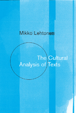 Cultural Analysis of Texts