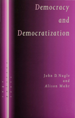 Democracy and Democratization: Post-Communist Europe in Comparative Perspective