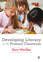 """Developing Literacy <span class=""""hi-italic"""">in the</span> Primary Classroom"""