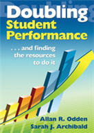 Doubling Student Performance: … And Finding the Resources to Do it