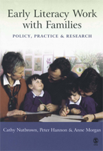 Early Literacy Work with Families: Policy, Practice and Research