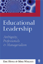Education Leadership: Ambiguity, Professionals and Managerialism