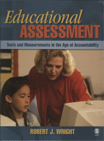 """<span class=""""hi-italic"""">Educational</span> Assessment: Tests and Measurements in the Age of Accountability"""