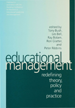 Educational Management: Redefining Theory, Policy and Practice