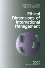 Ethical Dimensions of International Management
