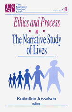 """<span class=""""hi-italic"""">Ethics and Process in</span> the Narrative Study of Lives"""