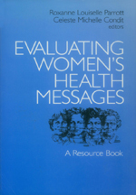 Evaluating Women's Health Messages: A Resource Book