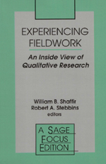 Experiencing Fieldwork: An Inside View of Qualitative Research