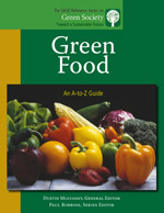 Green Food: An A-to-Z Guide