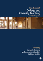 Handbook of College and University Teaching: A Global Perspective