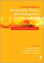 The SAGE Handbook of Personality Theory and Assessment: Volume 2 — Personality Measurement and Testing