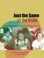 Just the Same on the Inside: Understanding diversity and supporting inclusion in Circle Time