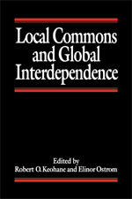 Local Commons and Global Interdependence: Heterogeneity and Cooperation in Two Domains