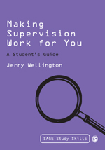 Making Supervision Work for You: A Student's Guide