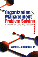 Organization & Management Problem Solving: A Systems and Consulting Approach