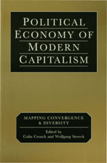 Political Economy of Modern Capitalism: Mapping Convergence and Diversity