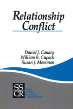 Relationship Conflict: Conflict in Parent-Child, Friendship, and Romantic Relationships
