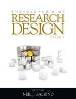 Encyclopedia of Research Design