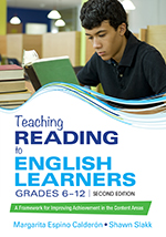 Teaching Reading to English Learners, Grades 6-12: A Framework for Improving Achievement in the Content Areas