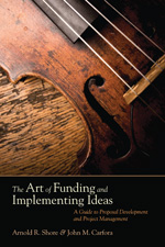 """<span class=""""hi-italic"""">The</span> Art <span class=""""hi-italic"""">of</span> Funding <span class=""""hi-italic"""">and</span> Implementing Ideas: A Guide to Proposal Development and Project Management"""