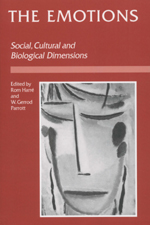 The Emotions: Social, Cultural and Biological Dimensions