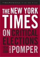 The New York Times on Critical Elections, 1854-2008