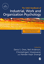 The SAGE Handbook of Industrial, Work and Organizational Psychology: Personnel Psychology and Employee Performance